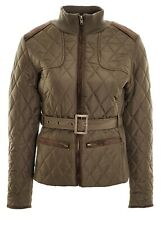 Women's Out-Doors Country Riding Jacket Ladies Equestrian Short Parka coat