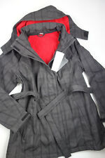 H. I.S VESTE SOFTSHELL PARKA TAILLE 46 - 50 gris anthracite tons (131) NEUF