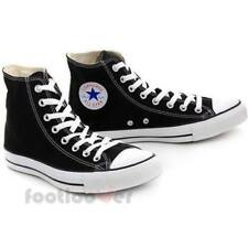 Scarpe Converse Chuck Taylor M9160C All Star Hi Black Sneakers Uomo Donna Casual