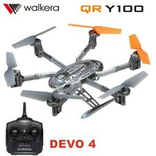 Walkera QR Y100 Wi-Fi FPV Esacottero IOS and Android Compatibile Devo 4