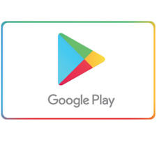 Google Play Gift Card $25, $50, or $100 - Fast email delivery