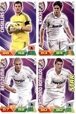 REAL MADRID- ADRENALYN XL LIGA 2011-12
