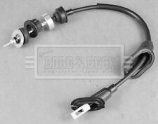 Clutch Cable BKC2031 Borg & Beck Genuine Top Quality Replacement New