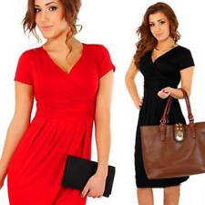Maternity Dress Pregnant Wearing Women Loaded Cotton Elastic Summer Clothes Fit