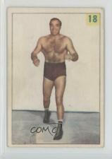 1955 1955-56 Parkhurst Wrestling #18 Bill Stack Card