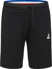 BERMUDA LE COQ SPORTIF ESSENTIAL SP REGULAR BLACK 1721033 MODA UOMO