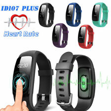 ID107Plus Smart HR Heart Rate Bracelet Monitor ID107 Plus Wristband Health I7I4