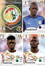 SENEGAL - PANINI WORLD CUP RUSSIA 2018 - (612-631)