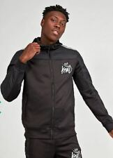 Kings Will Dream Kommack Poly Reflective Hoodie, Black