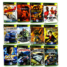 XBOX GAME GTA Halo Need for Speed Most Wanted CARBON UNDERGROUND Star Wars