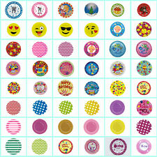 AEX Polka Dot Style 26cm Disposable Paper Party Plates, Pack of 10 …
