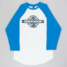 Independent Trucks Bar Cross Raglan T-Shirt skateboard