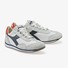 Sneakers scarpe DIADORA HERITAGE Equipe Stone Wash 12 Wht/Blu Hights/High Risk