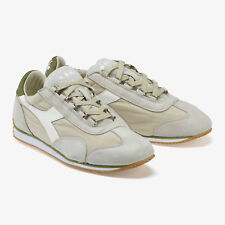 Sneakers scarpe DIADORA HERITAGE Equipe Stone Wash12 Silver Cloud/Dried Herb '18