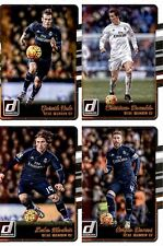 REAL MADRID - Panini Donruss Soccer 2016-17