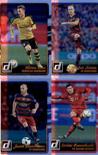 Silver Parallel (1 a 50) - Panini Donruss Soccer 2016-17