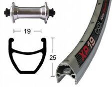 Bike-Parts 28″ Vorderrad Exal XP 19 + Shimano Tourney TX500 (QR)