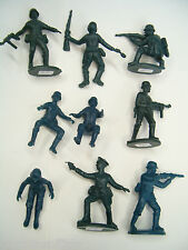Soldatini ATLANTIC: soldati tedeschi WW 2 scala 1:32 Toy soldiers 1 32
