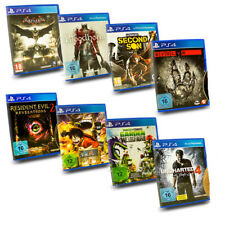 PS4 Spiel Batman Bloodborne Destiny Far Cry Infamous Star Wars Uncharted 4