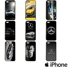MERCEDES BENZ AMG CAR LOGO CARBON AUDI BMW PHONE CASE COVER FOR APPLE iPhone