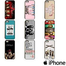 PRETTY LITTLE LIARS QUOTES A GAME TV SERIES PHONE CASE COVER FOR APPLE iPhone