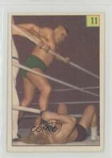 1955 1955-56 Parkhurst Wrestling #11 Chief Big Heart Card