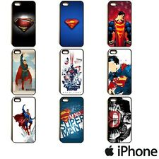 SUPERMAN JUSTICE LEAGUE DC COMICS MARVEL PHONE CASE COVER FOR APPLE iPhone