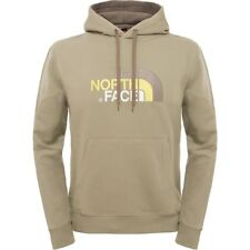 the north face drew peak pullover hoodie mountain moss marrone LIGHT