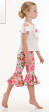 KATE MACK 2 Pcs. Set Camiseta + Hose Rosen gr. 122 , 128 , 140 NUEVOS SO 2018