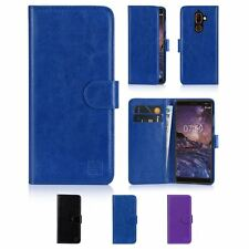 32nd Book Series – Synthetic Leather Flip Wallet Case Cover Nokia 7 Plus (2018)