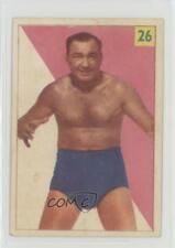 1955 1955-56 Parkhurst Wrestling #26 Joe Christie Card
