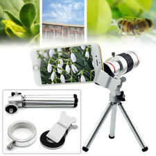Universal Clip-on 18X HD Optical Zoom Phone Camera Telescope Lens For