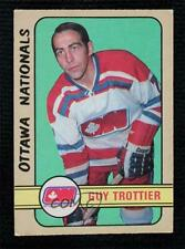 1972-73 O-Pee-Chee #326 Guy Trottier Ottawa Nationals (WHA) Hockey Card