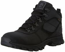 Timberland TB02731R001: Men's Black Mt. Maddsen Hiker Boots