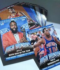 Panini NBA Trading Cards 2014 2015  HIGH HONORS Cards/Karten  AUSWAHL  to choose