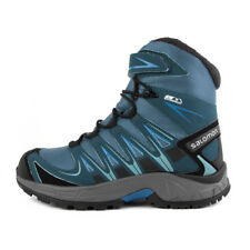 Salomon XA Pro 3D Winter TS CSWP J Mallard Blue Reflecting Pond Winterstiefel