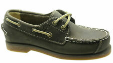 Timberland Earthkeepers Peakisl 2I Youths Boat Shoe Kids Olive Brown 4671R D138