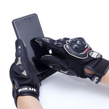 gants moto scooter homologue ce taille xl noir expedition 24 h ebay. Black Bedroom Furniture Sets. Home Design Ideas