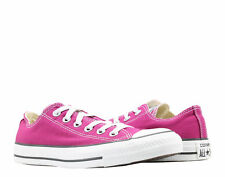 Converse Chuck Taylor All Star OX Pink Sapphire Purple Low Top Sneakers 149519F