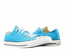 Converse Chuck Taylor All Star OX Cyan Space Blue Low Top Sneakers 149520F