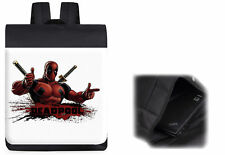 ZAINO DEADPOOL HERO LOCO GIOCHERELLONA backpack rucksack ES