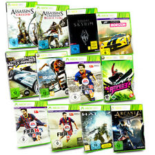 Xbox 360 Game Assassins Creed Forza Kinect Sports Adventure Minecraft Need FIFA