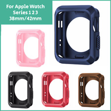 Apple Watch Case iWatch Series 1 2 3 Smartwatch Bumper Protector Cover 38mm 42mm
