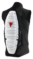 Dainese Action Gilet PRO 2018 Bianco/Black SCI SNOWBOARD