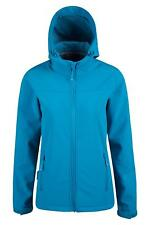 Mountain Warehouse Chaqueta impermeable Exodus Softshell para mujer