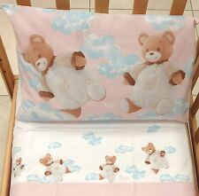 Trudi by Gabel completo lenzuolo letto baby con sponde BABY BEAR cm. 120 x 180