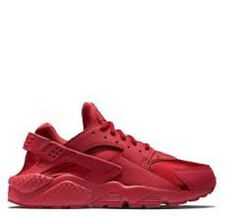 Womens Nike Air Huarache Run - 634835 601 - Gym Red Trainers