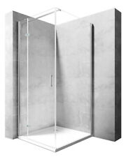 porte cabine de douche western space new 80x190 90x190 100x190 verre 6 mm ebay. Black Bedroom Furniture Sets. Home Design Ideas