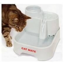 animale domestico Cat Mate FONTANA FILTRO CANE GATTO GATTINI ACQUA DA BERE