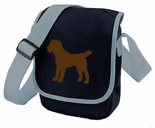 Border Terrier Bag & Wallet dog theme Gift Pack Birthday Gift Dog Walkers Gift